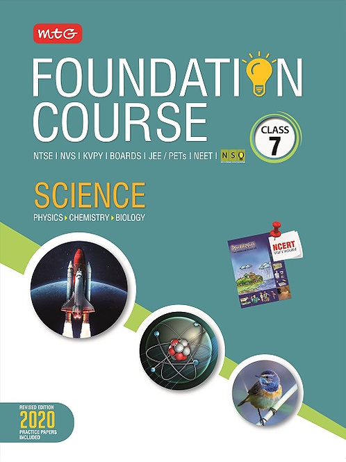 MTG Foundation Course Class 7 - Science