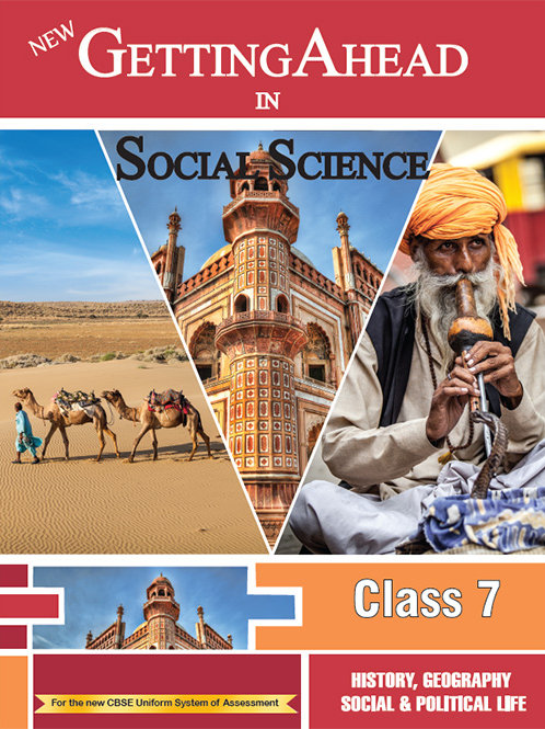 New Getting Ahead in Social Science Class 7