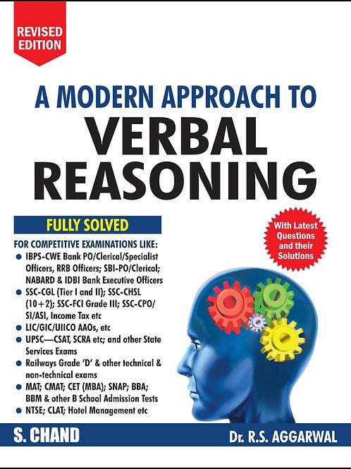 Verbal Reasoning - R.S.Agarwal