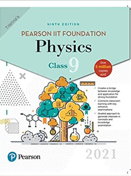 Pearson IIT Foundation Class 9 - Physics