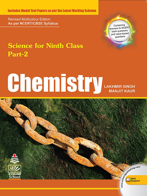 S.Chand Class 09 Chemistry