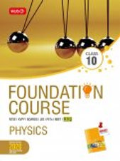 MTG Foundation Course Class 10 - Physics