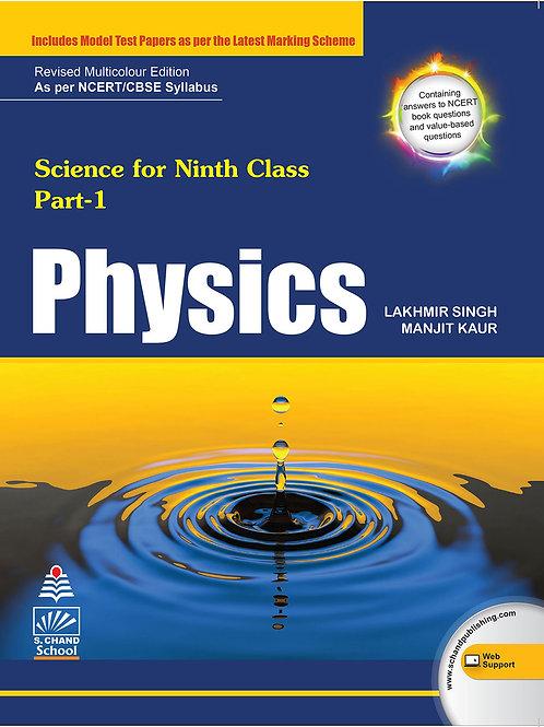 S.Chand Class 09 Physics