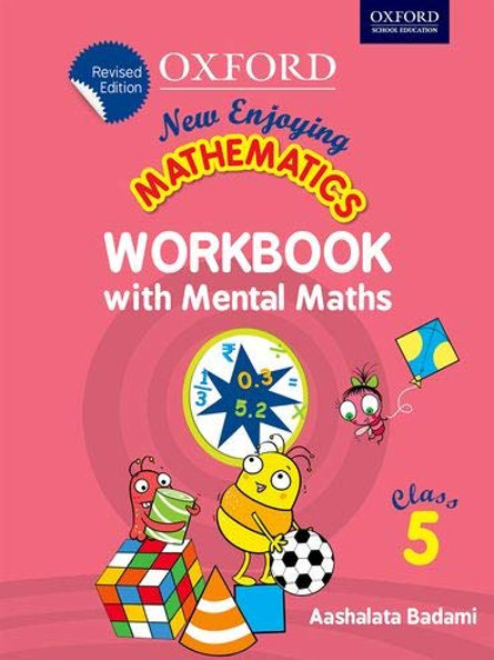 Oxford Enjoying Mathematics 5 Mental Maths W.Book