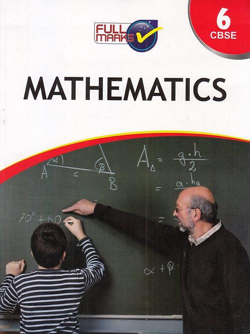 Full Marks Class 6 Maths