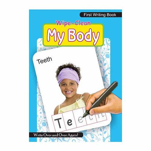 Maple Kids - Wipe Clean - My Body