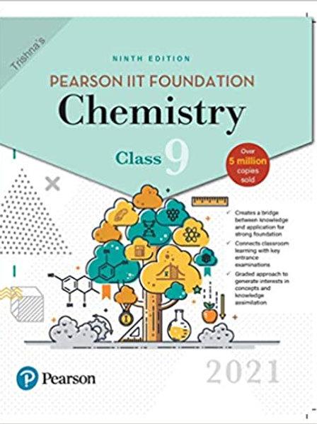 Pearson IIT Foundation Class 9 - Chemistry