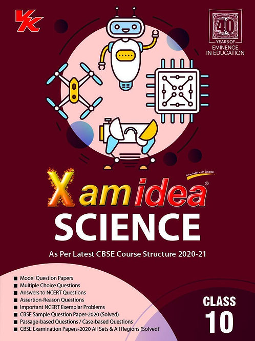 Xam Idea Class 10 Science