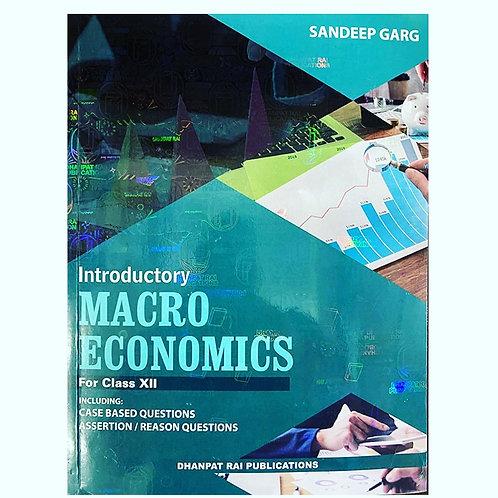 Introductory Macro Economics Class 12 (2021)