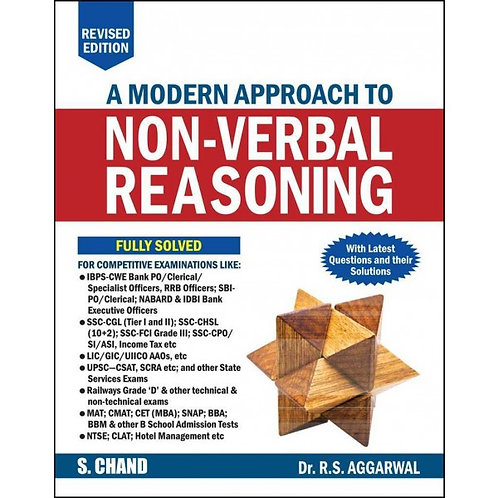 Non Verbal Reasoning - R.S.Agarwal