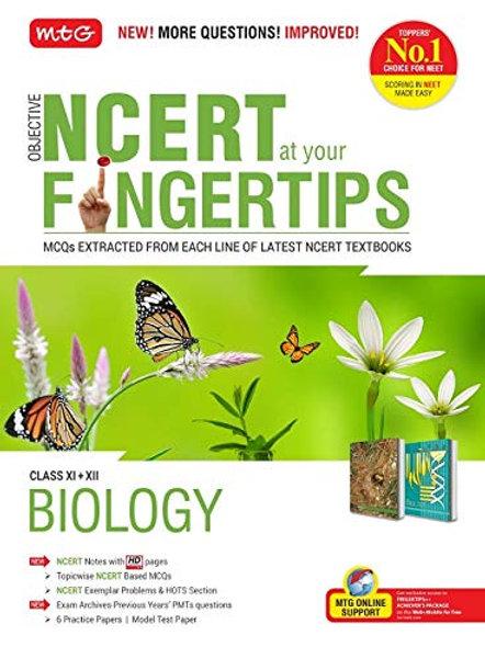 MTG Objective NCERT Finger Tips Biology