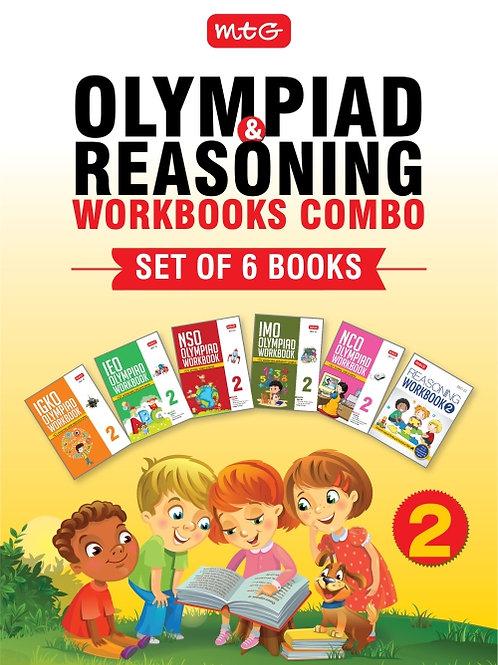 MTG Olympiad Books Combo Class 2