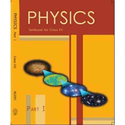 NCERT  Class 12 Physics Volume ( 1 & 2 )