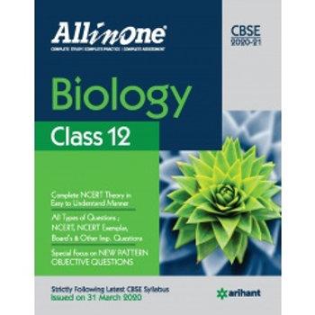 Arihant All in One Class 12 Biology (2020-21)