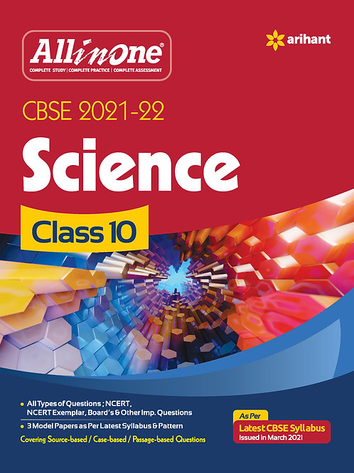 Arihant All in One Science Class 10