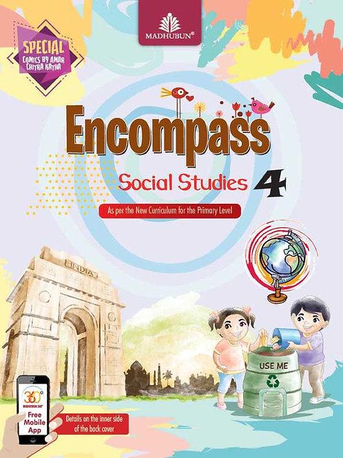Madhubun Encompass Social Studies Class 4