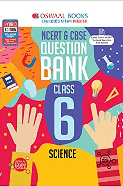 Oswaal Question Bank Class 06 - Science