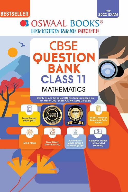 Oswaal Question Bank Class 11 Maths