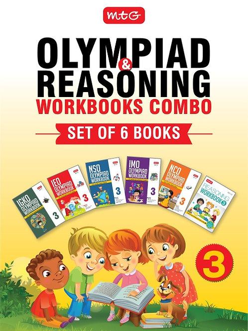 MTG Olympiad Books Combo Class 3