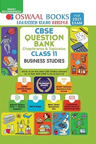 Oswaal Question Bank Class 11 - Business Studies