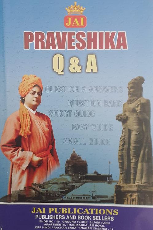 Jai Q & A Praveshika Aug 2021