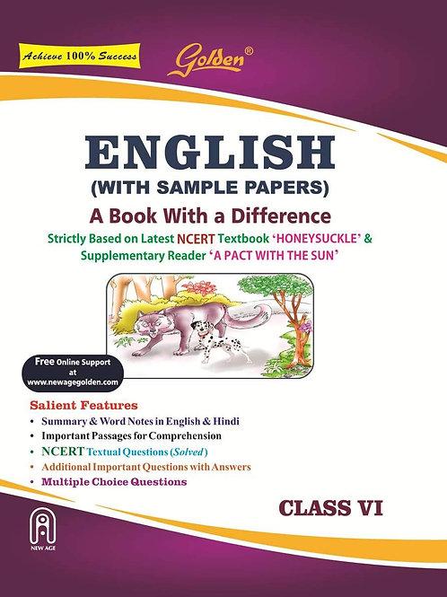 Golden Guide Class 6 English