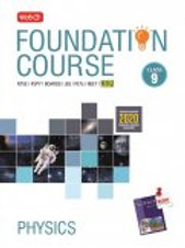 MTG Foundation Course Class 9 - Physics