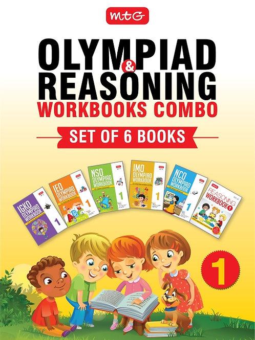 MTG Olympiad Books Combo Class 1