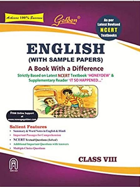 Golden Class 8 English