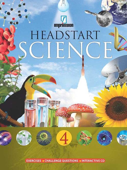Madhubun Headstart Science Class 4