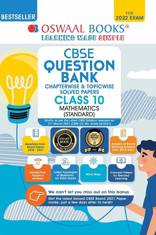 Oswaal Question Bank Class 10 Maths