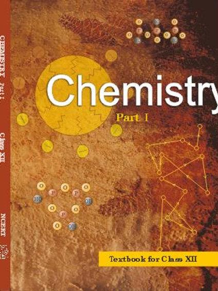 NCERT  Class 12 Chemistry Volume ( 1 & 2 )