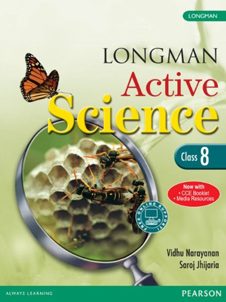 Longman Active Science Class 8