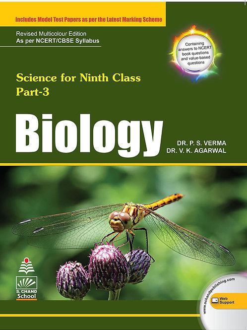 S.Chand Class 09 Biology