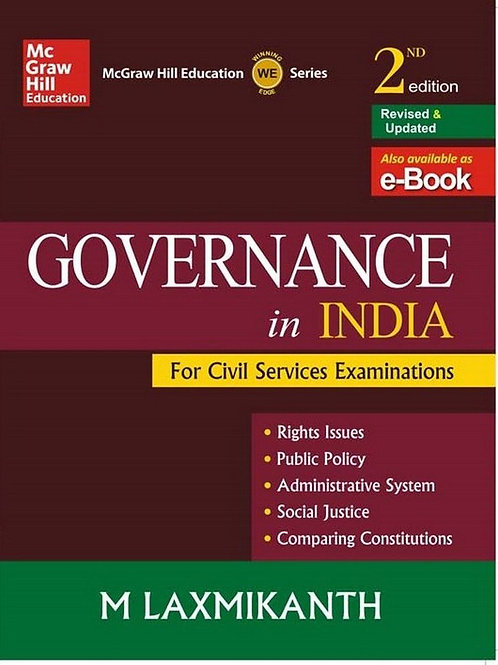 Governance in India  - M Laxmikanth