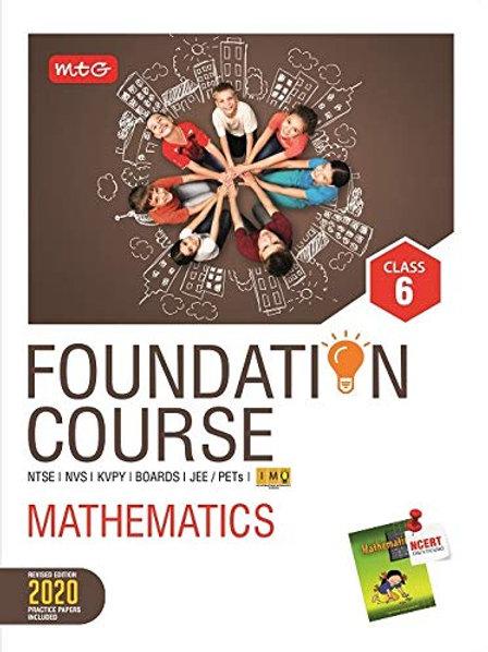 MTG Foundation Course Class 6 - Maths