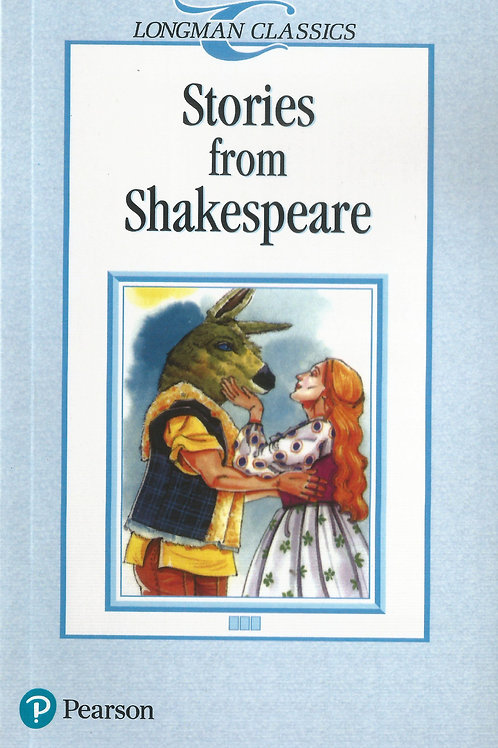 Stories From Shakespeare (Class 8)