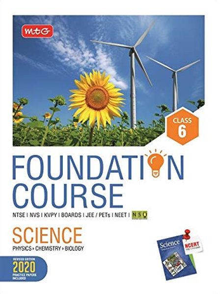 MTG Foundation Course Class 6 - Science