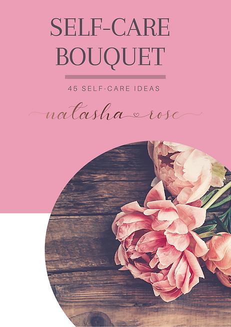 Self-care buffet by Natasha Rose. 2018.p