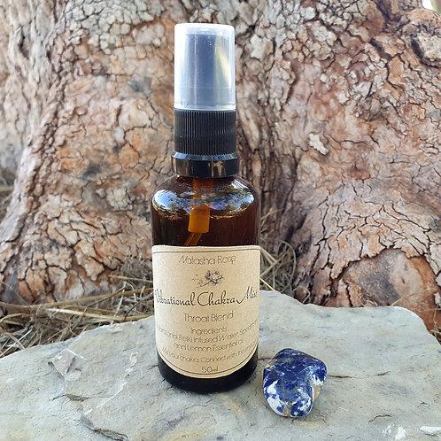 Vibrational Chakra Mist - Throat