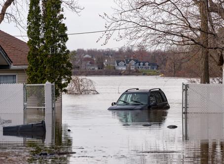 Inondations au Québec : où en sommes-nous?