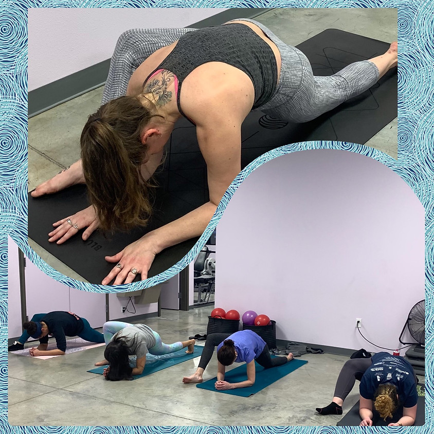 TUPT Yoga for Hip Opening