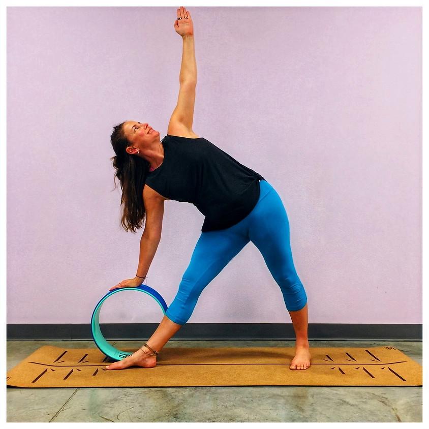 Yoga Wheel Workshop (26th)