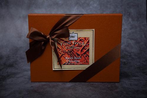 Ferri Vecchi in Chocolate ( Rusty Tools Chocolate)