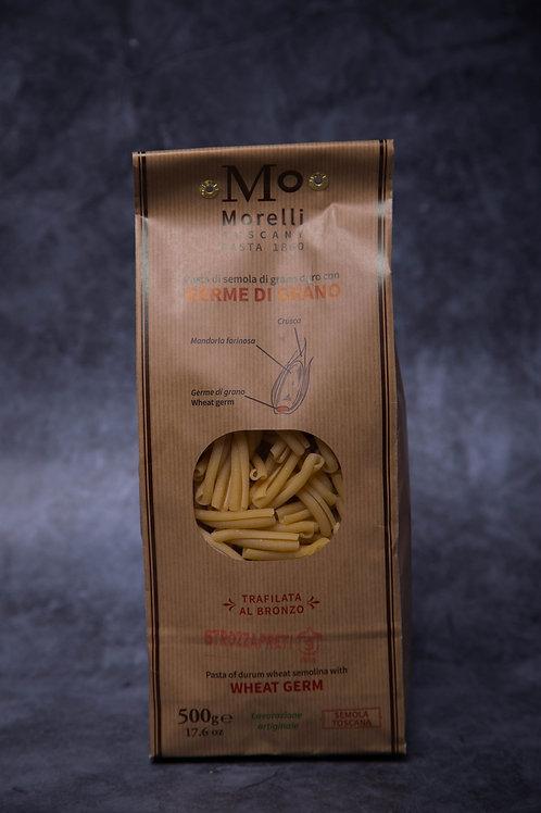 Pasta Morelli Germe Di Grano - Strozzapreti 500gr