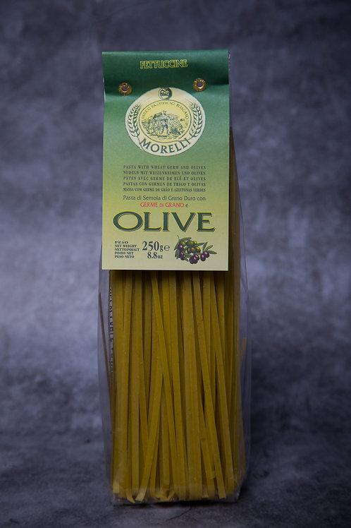 Pasta Morelli Olives Fettuccine 250gr