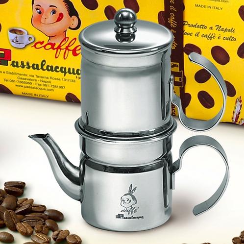 Naples Cucumma Coffee Pot classica