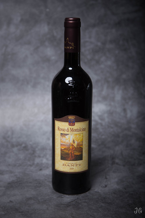 Rosso di Montalcino -Castello Banfi Tuscany
