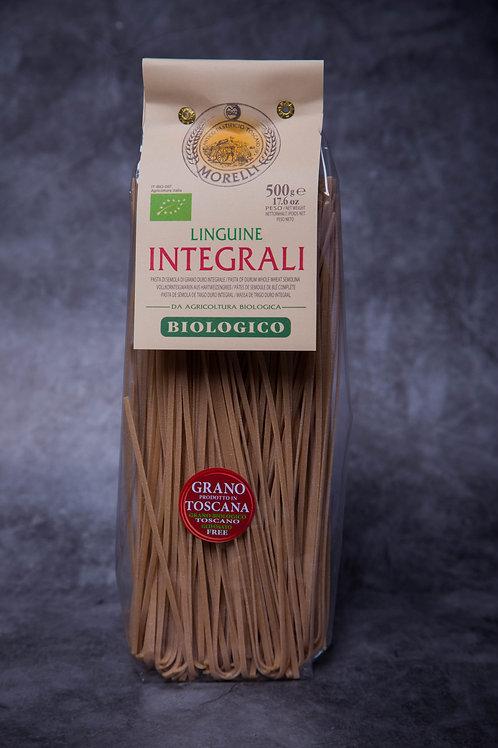 Pasta Morelli Linguine Integrali Organic 500gr