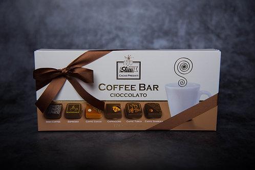 Slitti Coffee Chocolate Bar